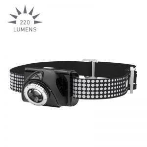 Ledlenser SEO7R Headlamp - black