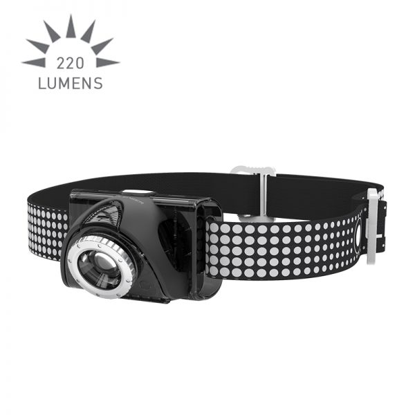 Ledlenser SEO7R Headlamp - black