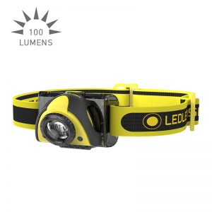 Ledlenser iSEO3 Industrial Headlamp
