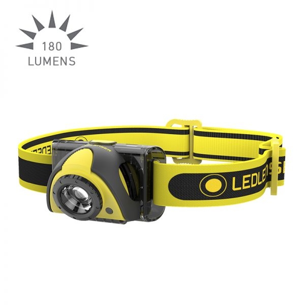 Ledlenser iSEO5R Industrial Headlamp