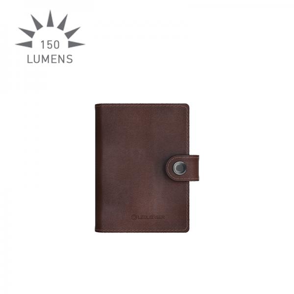 Lite Wallet closed (chestnut)