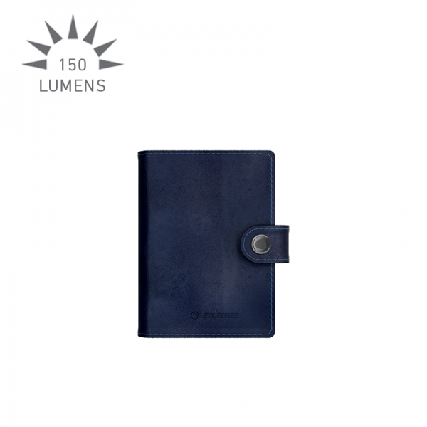 Lite Wallet closed (midnight blue)